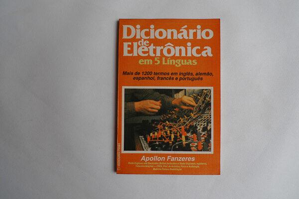 Dicionário de Eletrônica em 5 Línguas