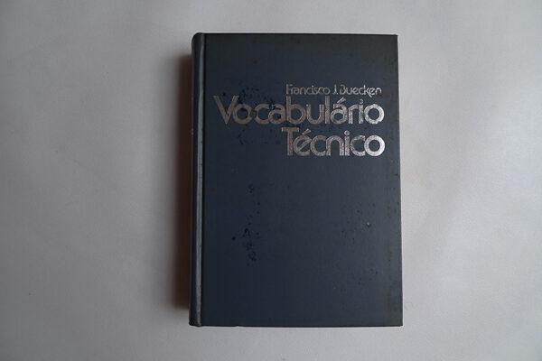 Vocabulário Técnico