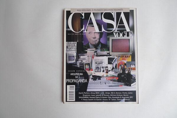 Vogue Brasil, Casa Vogue 133
