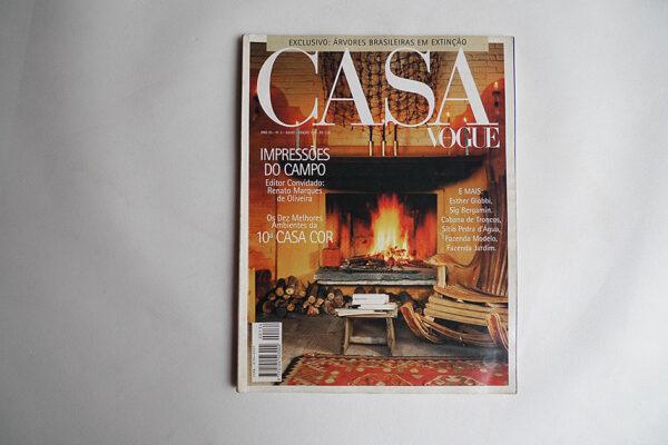 Vogue Brasil, Casa Vogue 134