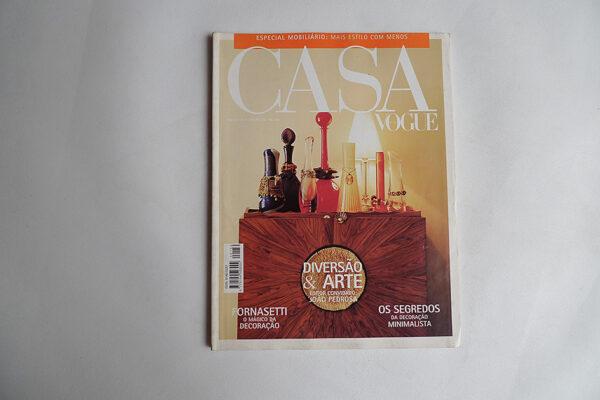 Vogue Brasil, Casa Vogue 159