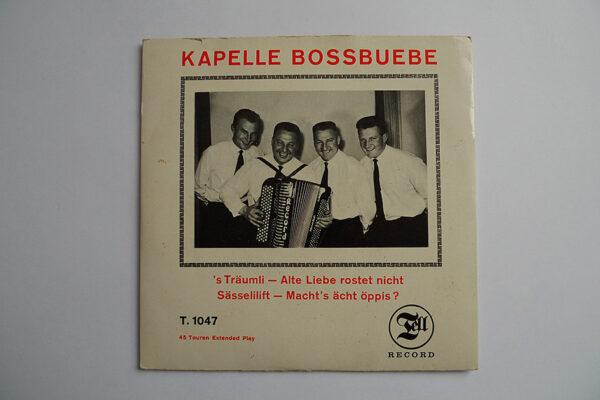 Kapelle Bossbuebe