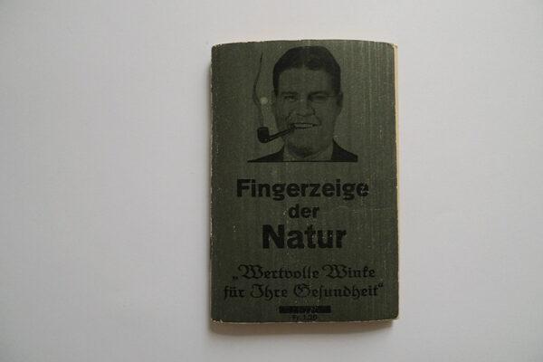 Fingerzeige der Natur