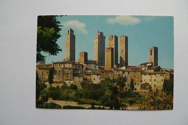 San Gimignano (Siena)