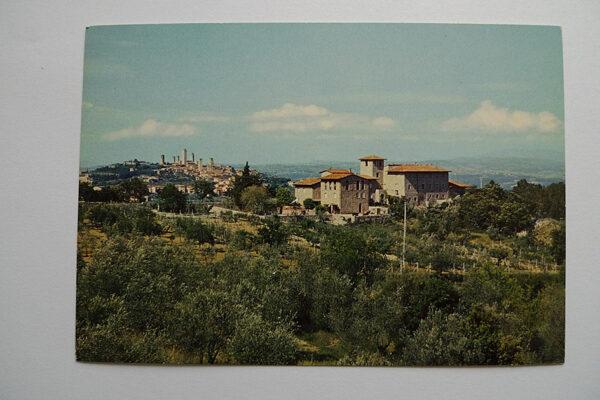 Hotel «Pescille»; San Gimignano