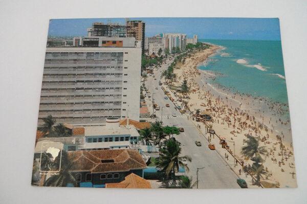 Recife; Praia de Boa Viagem