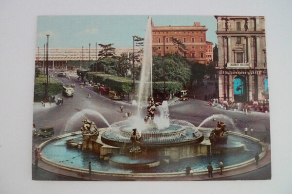 Rom; Piazza Esedra