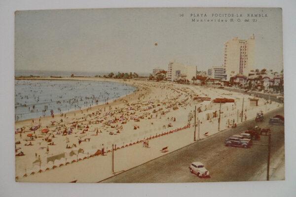Playa Buceo; Montevideo
