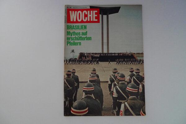Woche; 6. September 1972 / Nr. 36