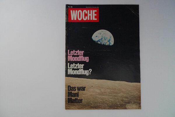 Woche; 6. Dezember 1972 / Nr. 49