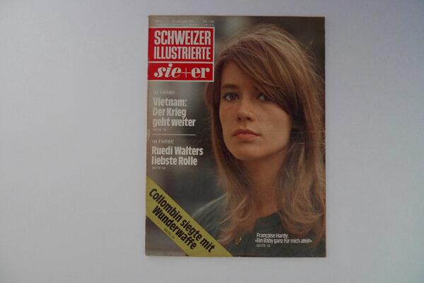 Schweizer Illustrierte; 29. Januar 1973 / Nr. 5