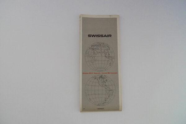 Swissair und Pool-Strecken