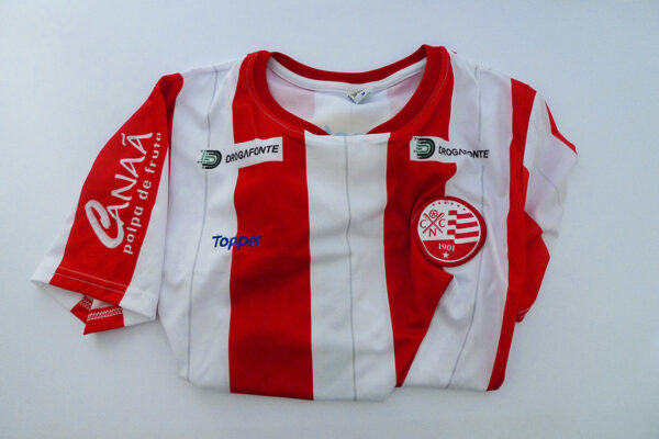 Clube Náutico Capibaribe - Fussball Trikot