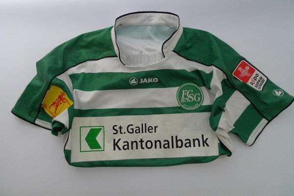 FC St.Gallen 1879 - Fussball Trikot