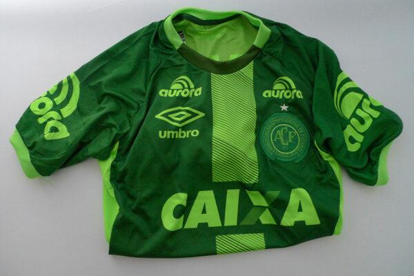 Associação Chapecoense de Futebol - Fussball Trikot