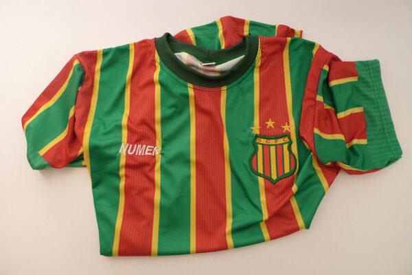 Sampaio Corrêa Futebol Clube - Fussball Trikot
