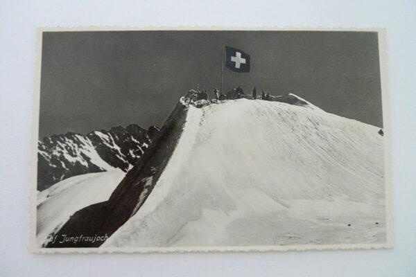 Auf Jungfraujoch