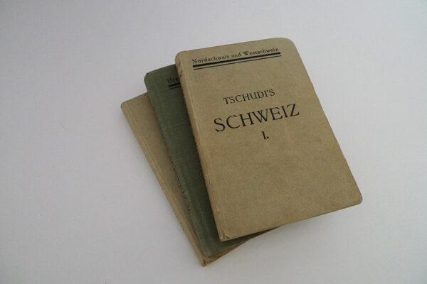 Tschudi´s Schweiz 3 Bände