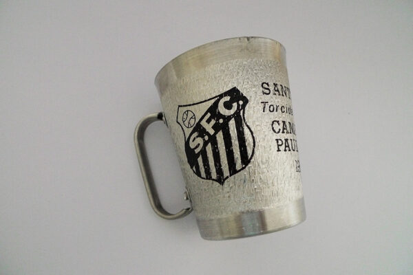 Aluminiumbecher Santos F.C.