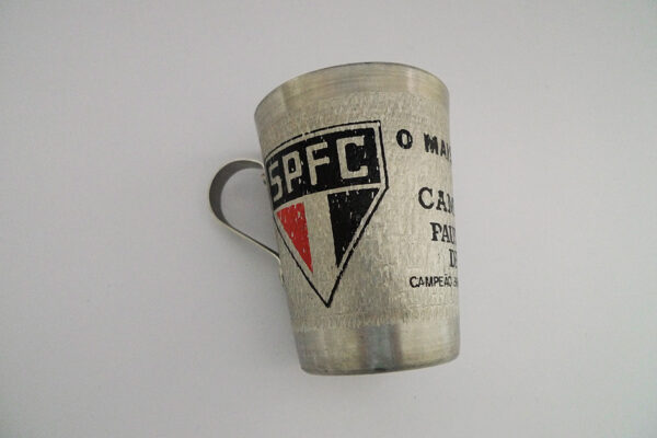 Aluminiumbecher São Paulo F.C.