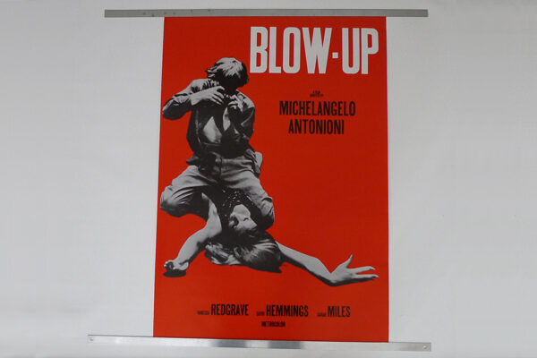 Poster «Blow-up»